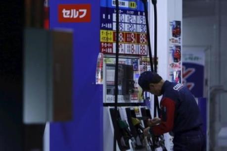 Công ty Nhật đầu tiên nhập khẩu dầu thô từ Mỹ