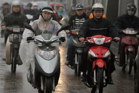 Dự báo thời tiết ngày mai 20/1: Bắc bộ trời rét, mưa nhỏ vài nơi