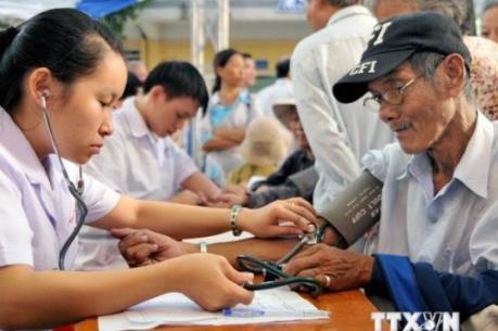 Thông tuyến huyện, bảo đảm quyền lợi cho người khám chữa bệnh Bảo hiểm y tế