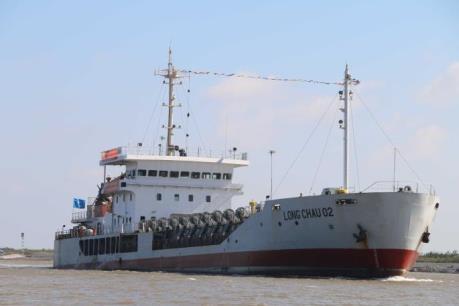 Thông luồng kỹ thuật cho tàu biển trọng tải lớn vào sông Hậu