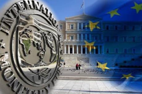 IMF sẽ tham gia cứu trợ Hy Lạp