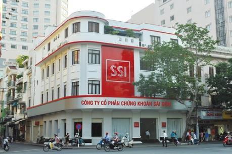 Môi giới giảm nhưng SSI vẫn lãi gần 1.200 tỷ đồng