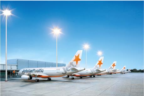 Cơ hội mua vé 49 nghìn đồng/chặng bay với Jetstar Pacific