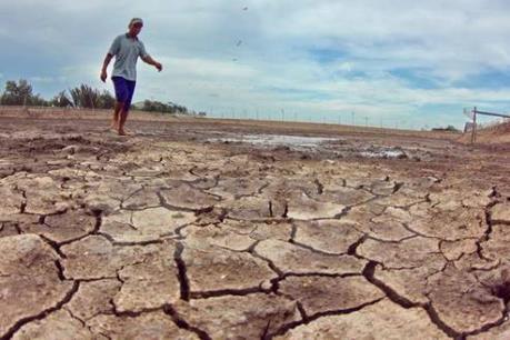 Nhiệt độ Trái Đất lên mức cao kỷ lục trong năm 2015