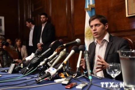 Chủ nợ yêu cầu Argentina hoãn đàm phán trả nợ