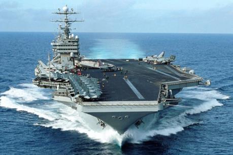 Ấn Độ thiết kế siêu tàu sân bay 65.000 tấn