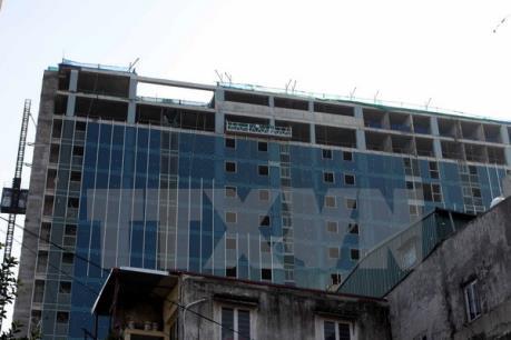 Hà Nội: Không có việc bỏ lệnh cưỡng chế nhà 8B Lê Trực