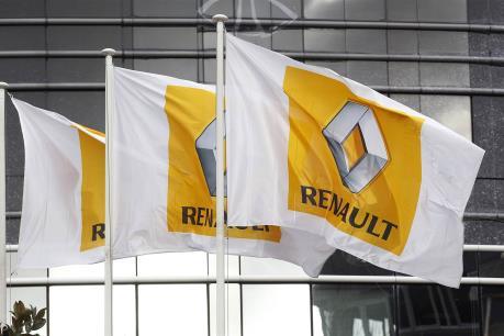 """Hãng xe Renault của Pháp bị """"sờ gáy"""""""
