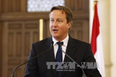 """Thủ tướng Anh khẳng định """"không vội vàng"""" trưng cầu ý dân về rời khỏi EU"""