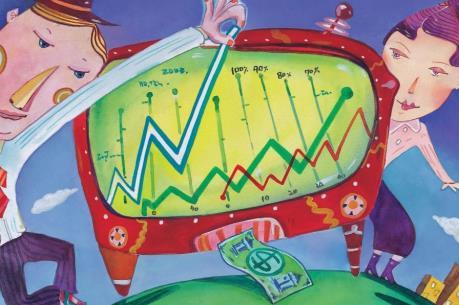 Dòng tiền bắt đáy tăng vọt, hai sàn bật tăng trở lại