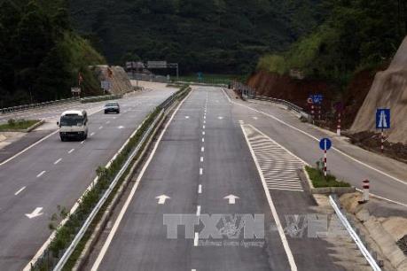Cơ chế tài chính mới cho dự án cao tốc Nội Bài-Lào Cai