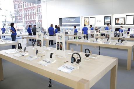 """Apple lên kế hoạch """"đổ bộ"""" vào thị trường Ấn Độ"""