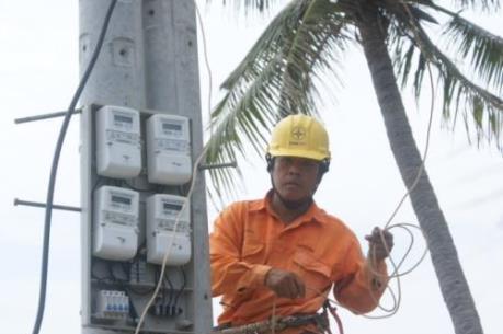 Hoàn thành hệ thống cấp điện cho đảo Bé, Lý Sơn
