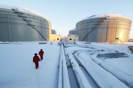 Venezuela, Nga nỗ lực bình ổn giá dầu thế giới