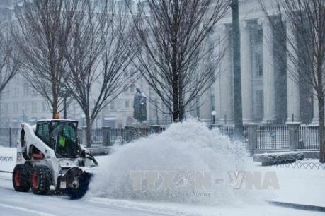 Mưa lũ và bão tuyết nghiêm trọng tại Mỹ
