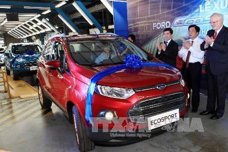 Việt Nam - thị trường lớn thứ ba của Ford trong khu vực ASEAN