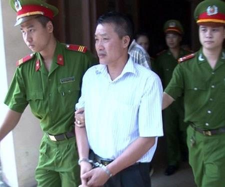 Nguyên Phó Tổng giám đốc Công ty cổ phần luyện cán thép Gia Sàng lĩnh án 5 năm tù