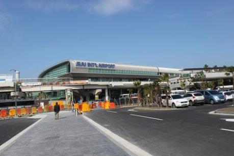 Sân bay Jeju (Hàn Quốc) hoạt động trở lại sau 2 ngày đóng cửa do bão tuyết