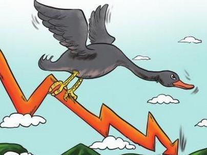 Các cổ phiếu trụ cột giảm mạnh, VN-Index mất gần 9 điểm