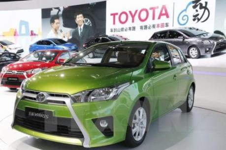 Toyota tiếp tục là nhà sản xuất ô tô số một thế giới