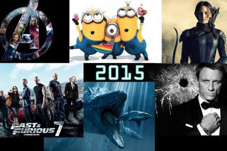 Năm 2015: Năm bội thu cho nghệ thuật thứ bảy