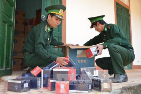 Buôn lậu trên tuyến biên giới Tây Ninh vẫn diễn biến phức tạp