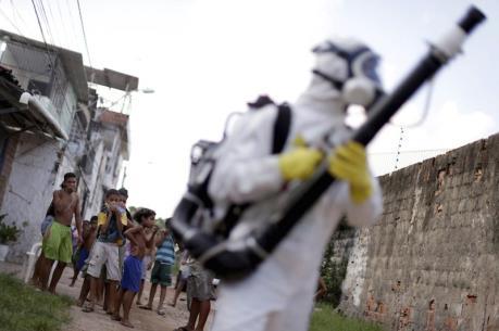 """WHO:  Virus Zika lây lan """"nhanh một cách bất ngờ và đáng báo động"""""""