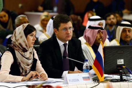 Nga sẵn sàng thảo luận với OPEC về cách đối phó với giá dầu giảm