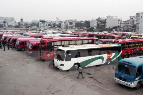 Hà Nội có 75 doanh nghiệp vận tải giảm giá cước dịp Tết