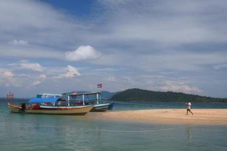 Ghi ở Vùng 5 Hải quân - Bài 1: Chuyện những người lập nghiệp trên đảo Thổ Chu