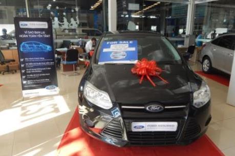 Ford Việt Nam chính thức kinh doanh thêm xe qua sử dụng
