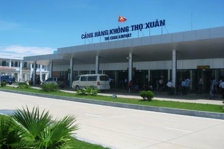 Khánh thành Khu hàng không dân dụng- Cảng hàng không Thọ Xuân