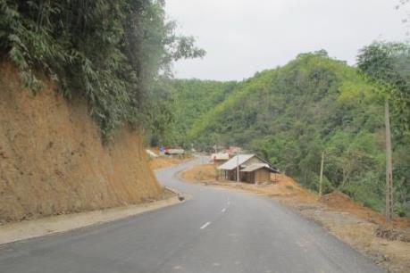 Hoàn thành nâng cấp Quốc lộ 217