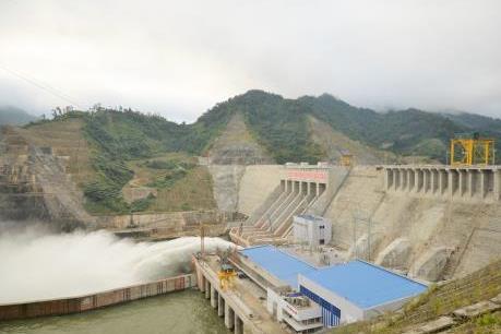 Đảm bảo an toàn các nhà máy thủy điện trong mùa mưa bão