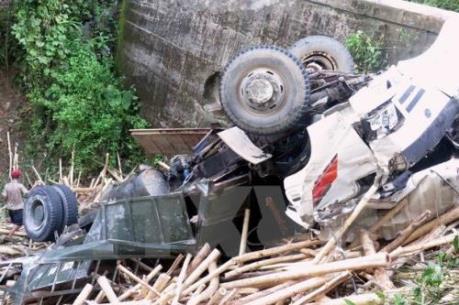 Vụ ô tô tải lao xuống vực sâu ở Hà Giang: Danh tính 4 nạn nhân tử vong