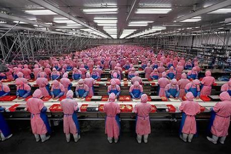 Trung Quốc: Hoạt động chế tạo giảm mạnh nhất trong gần 3 năm rưỡi