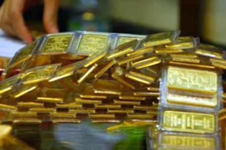 Giá vàng châu Á tiếp tục tăng trong ngày 1/2