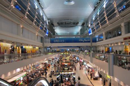"""Dubai International - sân bay quốc tế """"sôi động"""" nhất thế giới"""