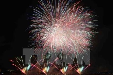 Các điểm bắn pháo hoa giao thừa Tết Bính Thân 2016 tại 63 tỉnh, thành