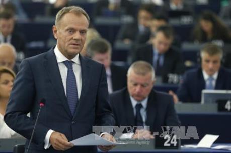 Đàm phán về điều khoản thành viên EU của nước Anh đang đi đến hồi kết