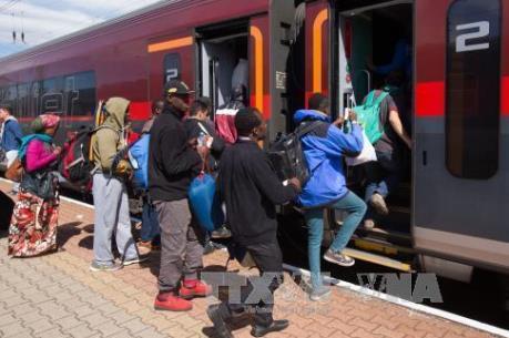 Người tị nạn sẽ khiến nước Đức phải chi 50 tỷ euro cho đến năm 2017