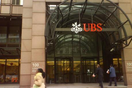 Ngân hàng UBS đạt lợi nhuận ròng 6 tỷ USD trong năm 2015