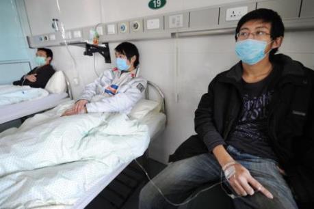 Trung Quốc thông báo 2 ca tử vong do nhiễm virus cúm A/H1N1