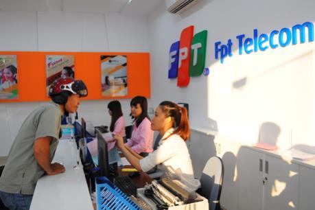 FPT lãi 2.851 tỷ đồng trong năm 2015