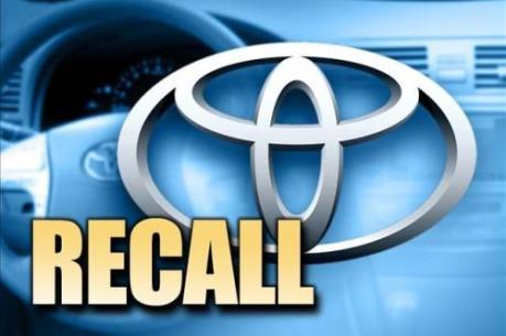 Toyota lại thu hồi xe do lỗi túi khí