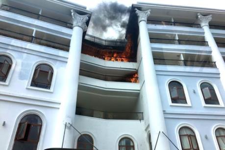 Vụ cháy khách sạn 5 sao Bavico Plaza: Chưa đảm bảo an toàn cháy nổ đã đưa vào hoạt động