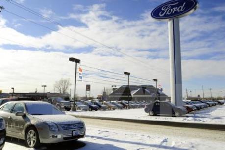 Doanh số bán ô tô Mỹ vượt dự báo trong tháng 1/2016