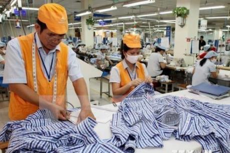 Xuất khẩu dệt may, da giày đạt 10,5 tỷ USD