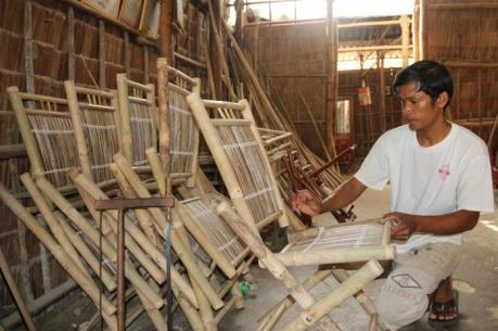 Sức sống mới của làng nghề Hàm Giang