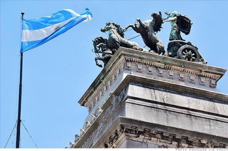 """Argentina và các quỹ """"kền kền"""" có thể đạt thỏa thuận trong tuần này"""